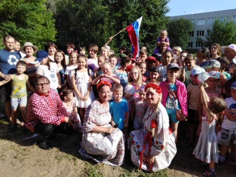 Реализация инициатив населения на территории Автозаводского района городского округа Тольятти в ИЮНЕ