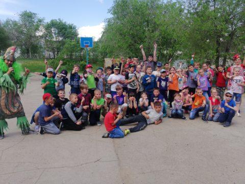 Реализация инициатив населения на территории Комсомольского района городского округа Тольятти в ИЮНЕ