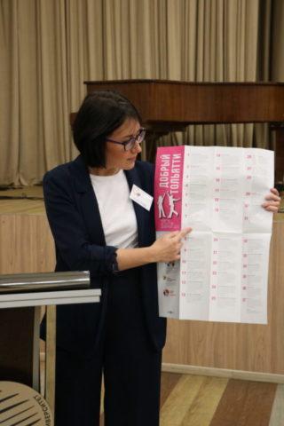 Презентация карты городскому сообществу