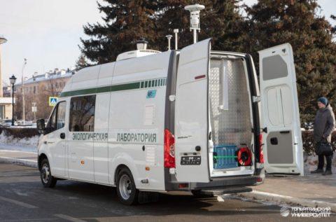 Специалисты рассказали, как в Тольятти будет работать новая эколаборатория