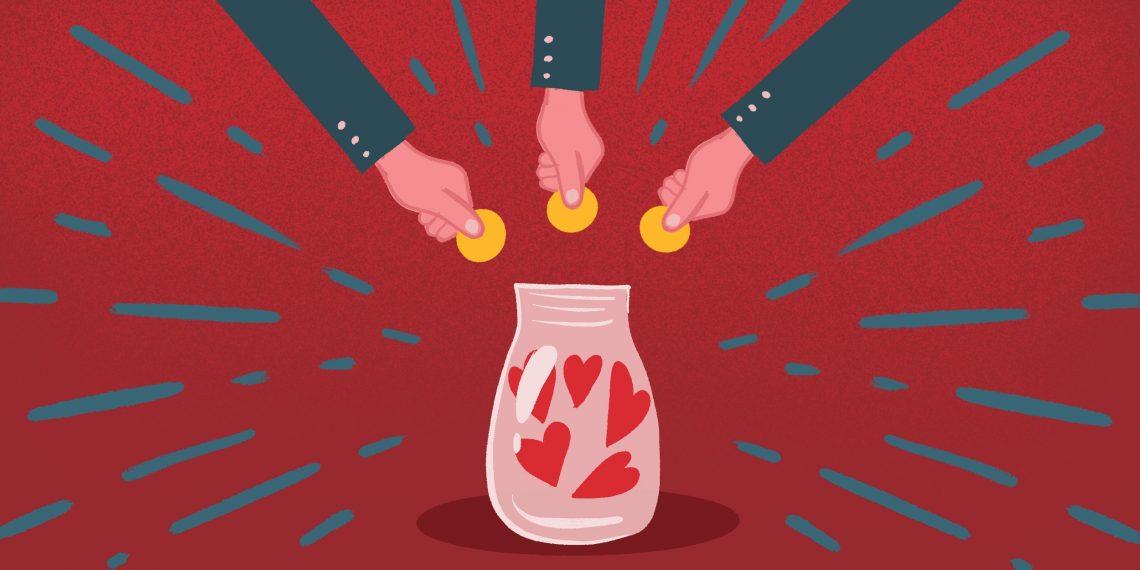 Кто занимается благотворительностью