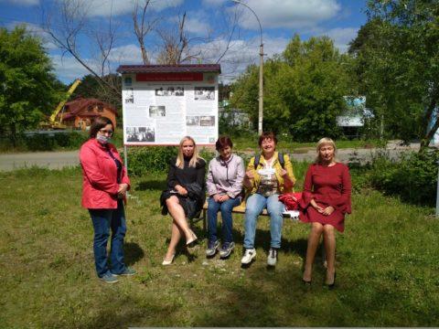 В Историческом парке Усть-Качки прошла церемония открытия карт-путеводителей