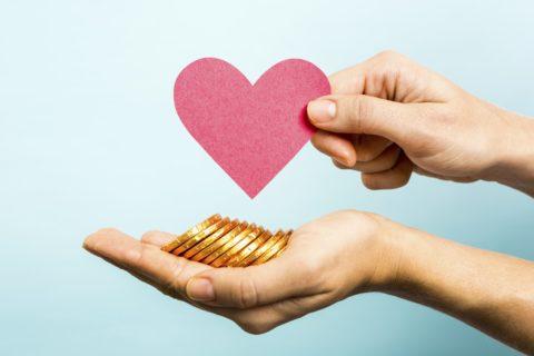 Главные исследования благотворительности